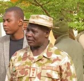 Colonel Bako