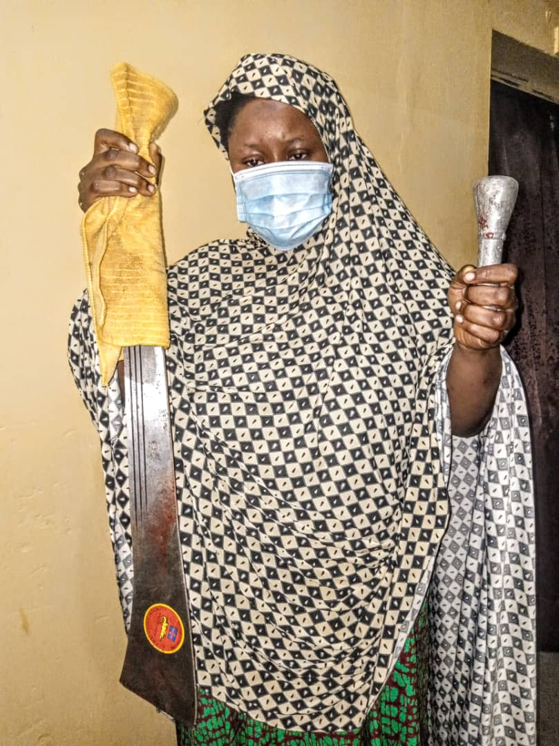 Kano Police Nab Mother For Hacking Her 2 Children To Death