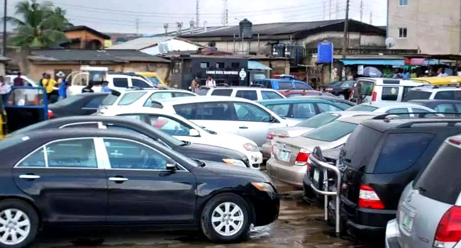 44 Seized Vehicles