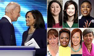 Joe Biden Chooses All-Female