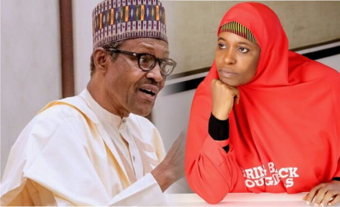Demand For Buhari's Resignation – Aisha