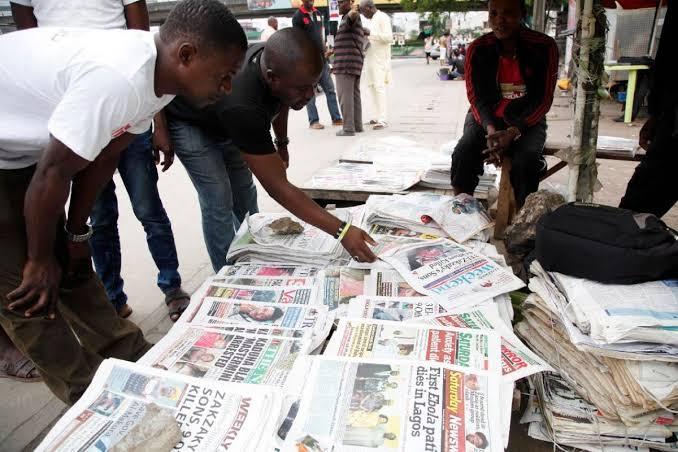 Nigerian Newspapers Today Wed 24 Feb 2021