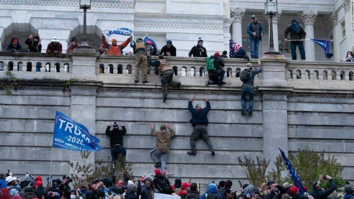 Capitol invasion