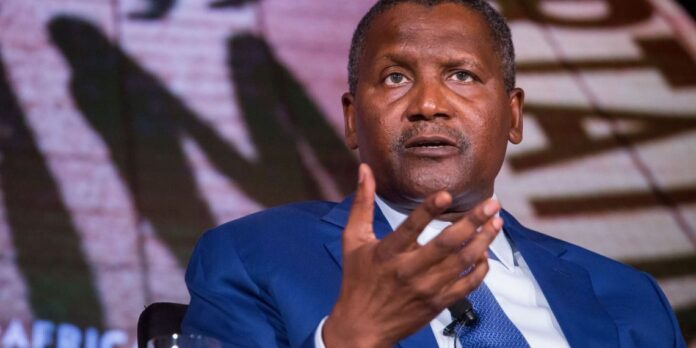 Dangote Opens Up On Ex-Girlfriend $5m Blackmail