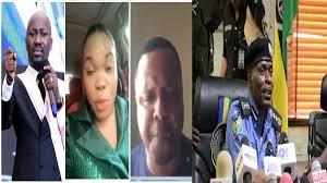 Apostle Suleman Under Police Probe Over Alleged Infidelity