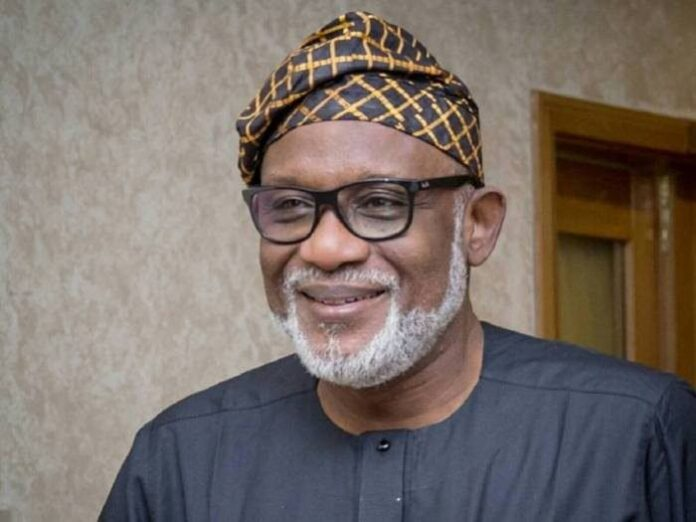 Court Dismisses Suit Against Akeredolu