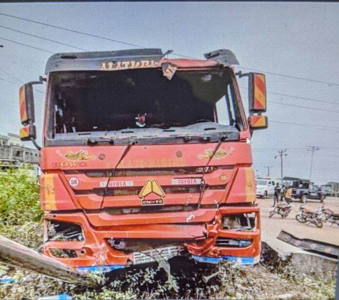 Trailer Driver Crushed To Death