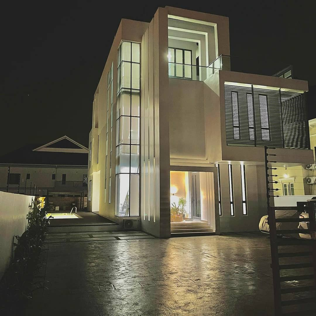 Donjazzy shows off his new mansion (photos)