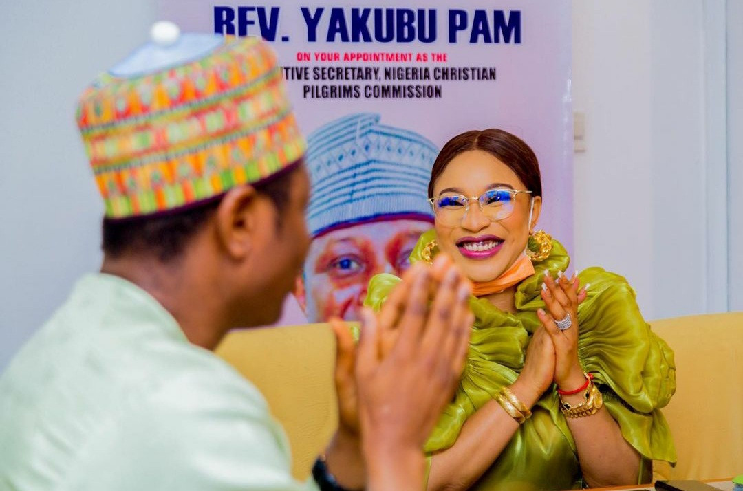 CEOAfrica :: Tonto Dikeh appointed an ambassador of peace building by the  Nigerian Christian Pilgrim Commission Actress Tonto Dikeh has been made an  ambassador f :: Africa Online News Portal