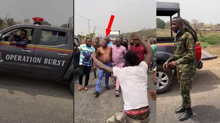 DSS denies attempt to arrest Sunday Igboho - WuzupNigeria