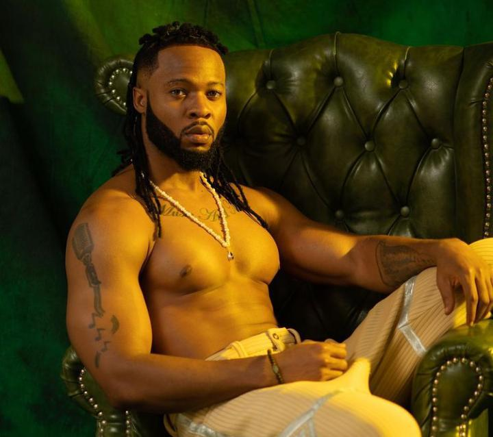 """I was a virgin until I was 24"" - Flavour"