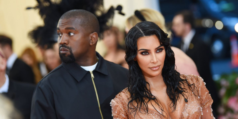 Image result for Kanye West blames Presidential ambition for marriage crash