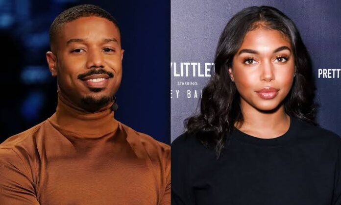 Michael B. Jordan's Valentine's Day Date for Lori Harvey