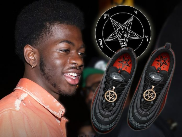 LIL NAS X 'SATAN SHOES'