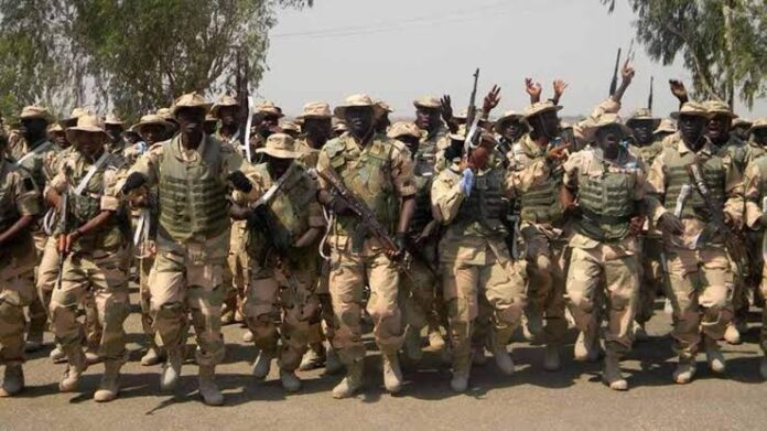 386 Soldiers Quit Army In 1 Year – Reps