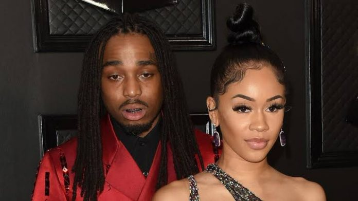 Quavo & Saweetie Physical Altercation