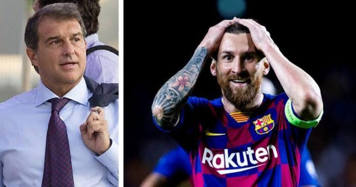 Messi Will Leave Barcelona If