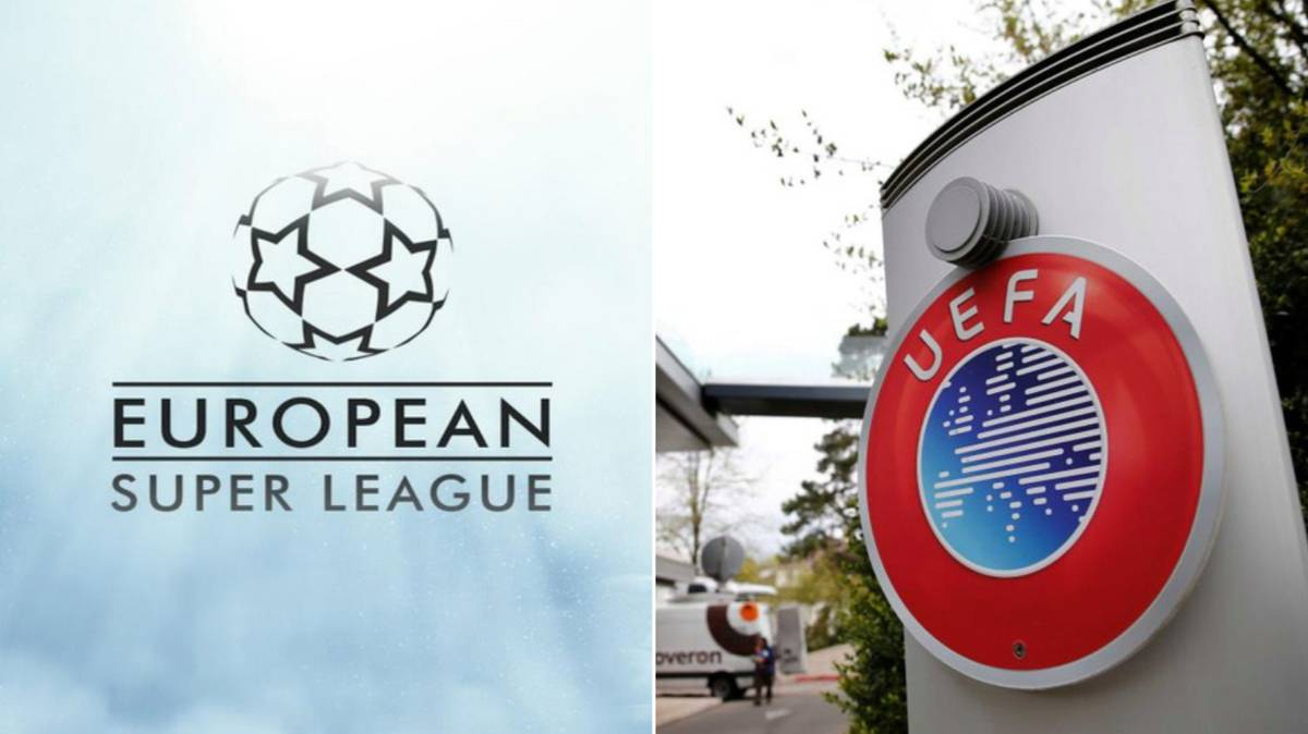 Super League Clubs And Players Will Be Banned From Euros And World Cups