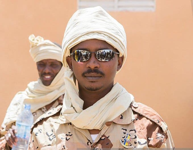 Chadian Military Picks Kaka As Replacement