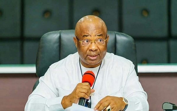 Uzodimma reveals those behind Imo attacks