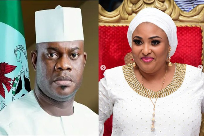 Yahaya Bello: I'm in full control of my wife