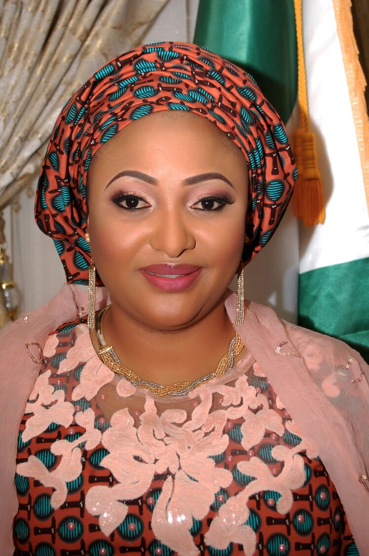 Kogi First Lady Hajia Rashida Bello Takes Her Pet PROJECT-KOWYEF To The  Grassroots | City People Magazine
