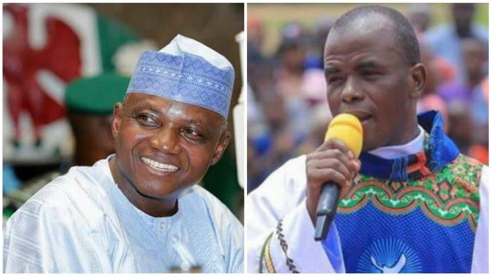 Why Mbaka Is Angry With Buhari - Garba Shehu