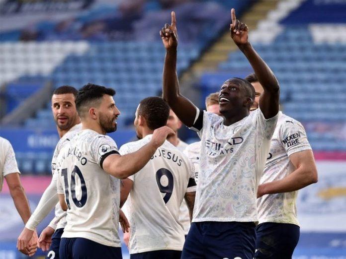 EPL: Man City Brush Aside Leicester City