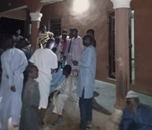 BREAKING: UGM Storm Mosque In Katsina, Abduct 40 Worshippers