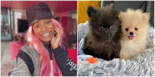 Motherhood Is Making Me A Better Person – DJ Cuppy